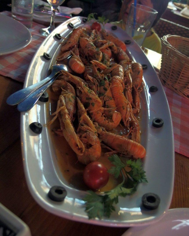 Free photo: Shrimps