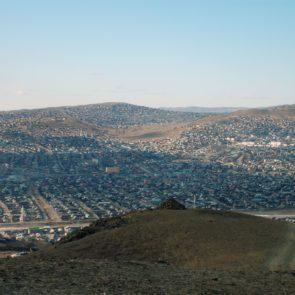 Suburb Of Ulaanbaatar