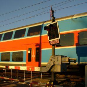 Train Gates