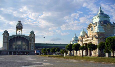 Vystaviste – Prague