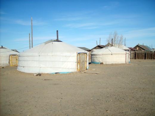 Yurts - Gers