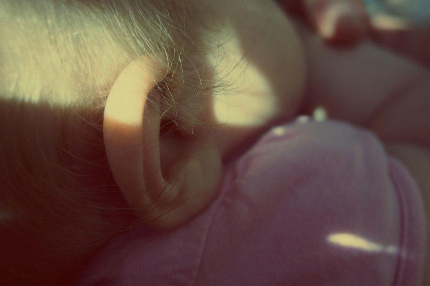 Free photo: Baby Ear