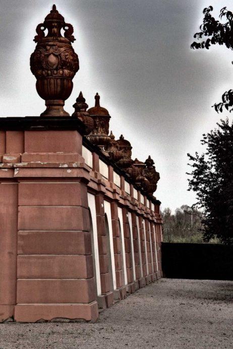 Chateau Wall