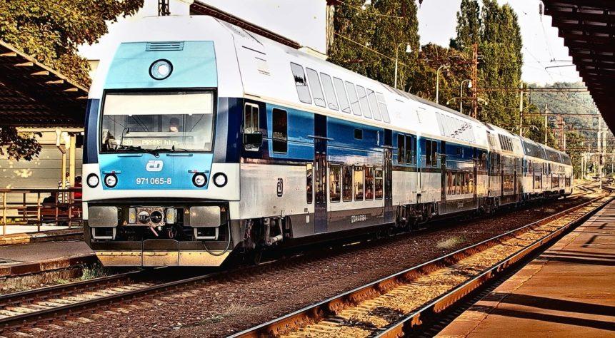 Free photo: City Train