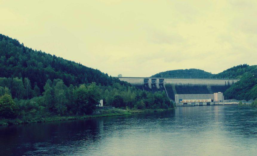 Free photo: Dam