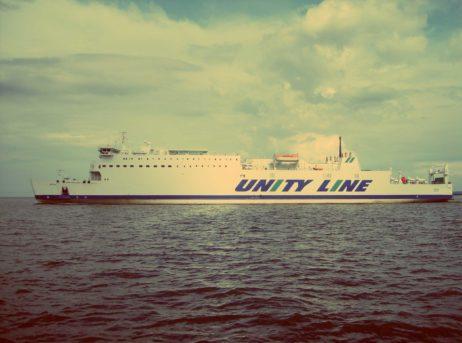 Oceangoing Ferry