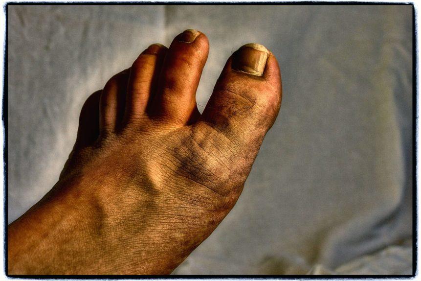 Free photo: Foot