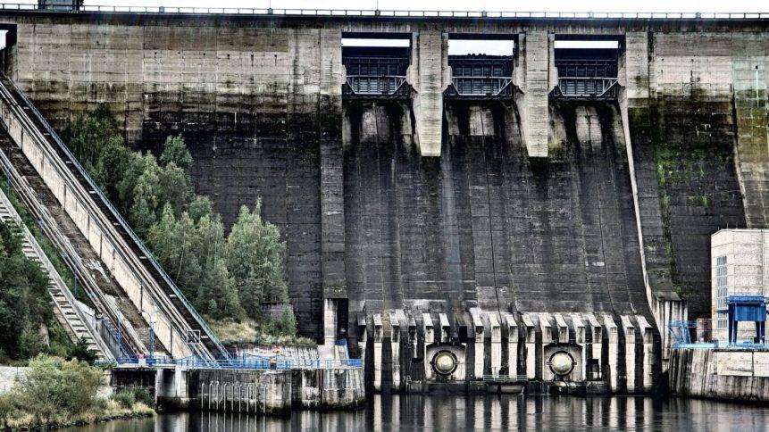 Free photo: Guge Dam