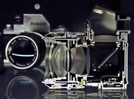 Inside SLR Camera