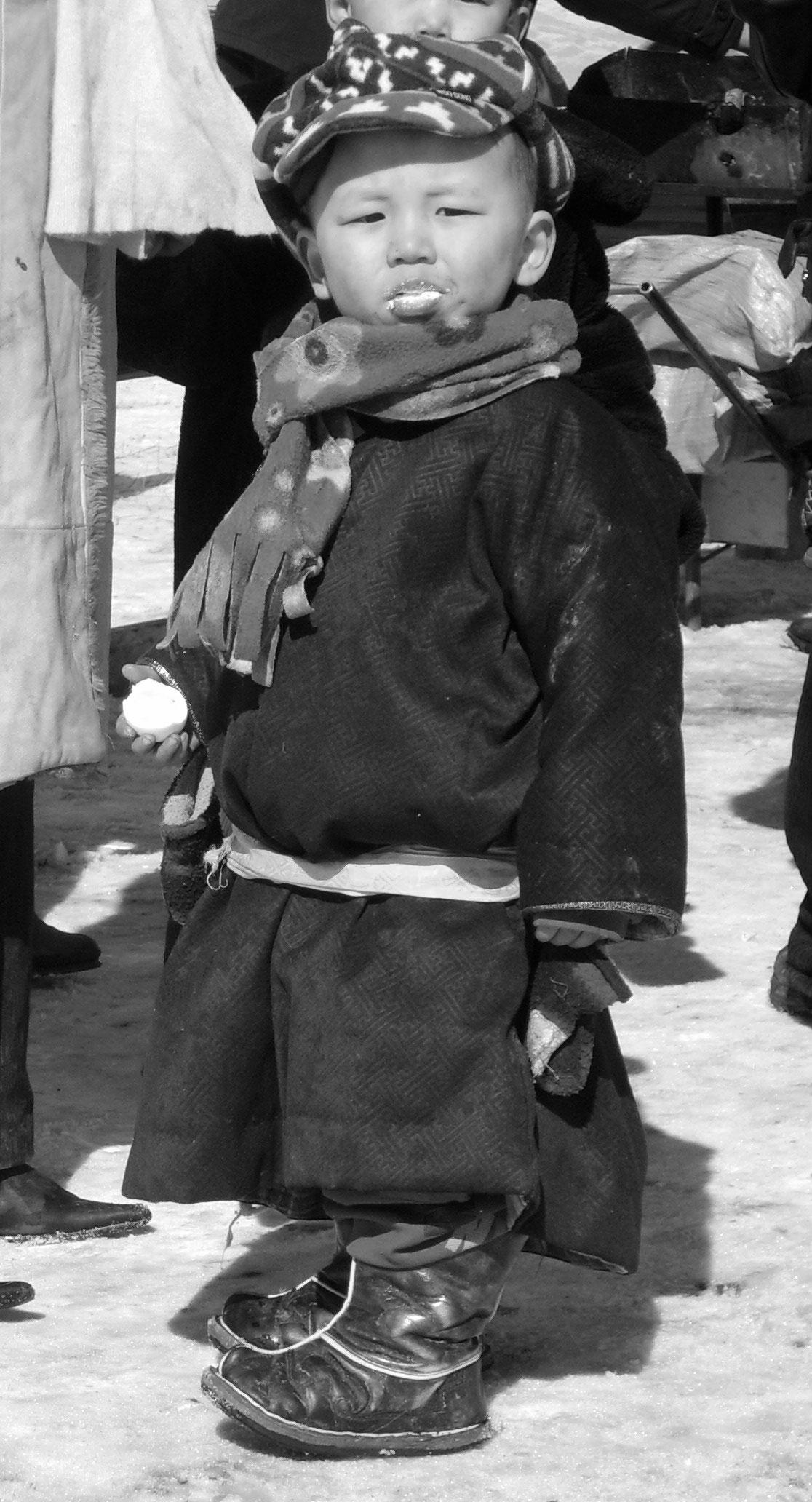 free image: mongolian boy | libreshot public domain photos