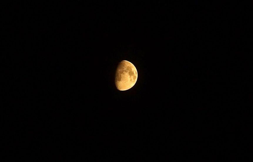 Free photo: Moon