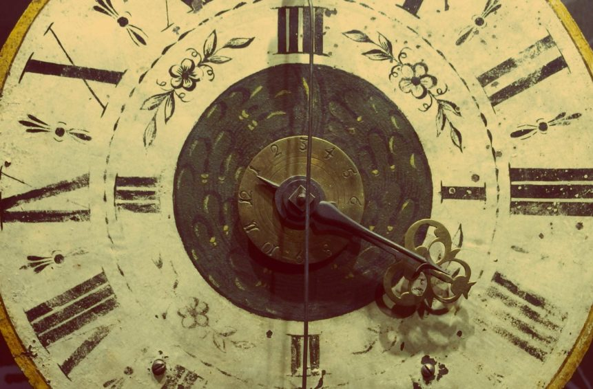 Free photo: Old Clock