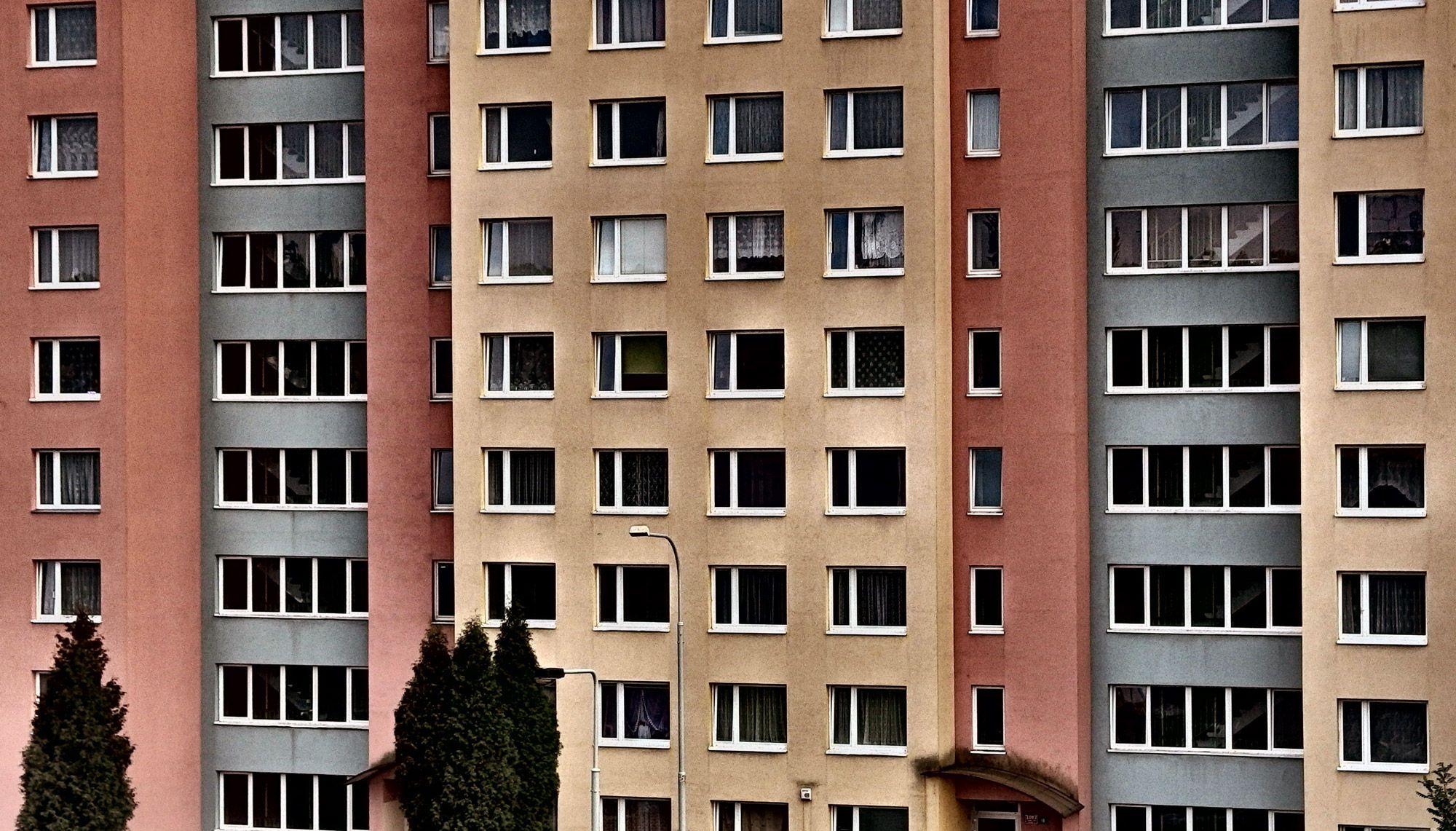 Panel House   FREE image on LibreShot