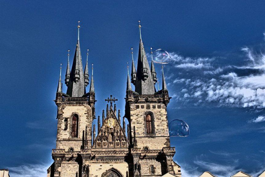 Free photo: Prague