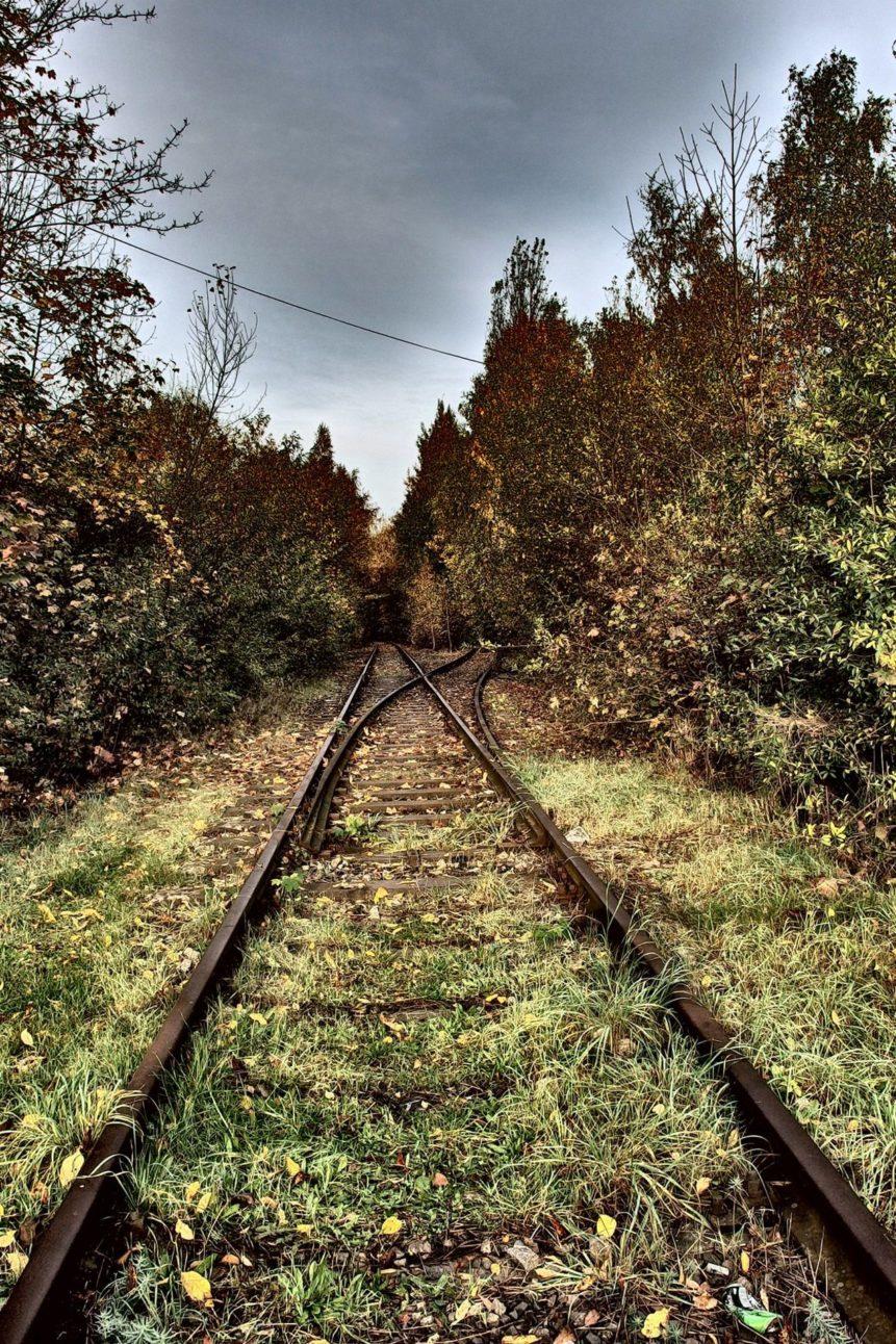 Free photo: Rails