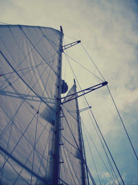 Sails and Mast