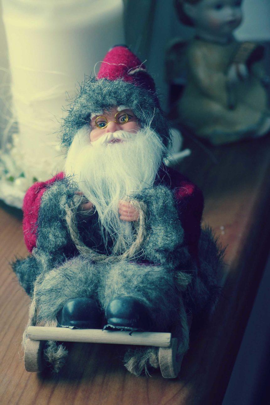 Free photo: Santa Claus