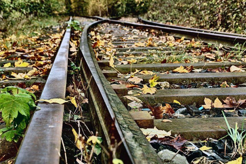 Free photo: Tracks