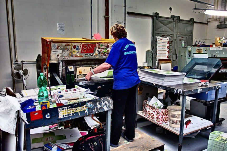 Free photo: Women Worker