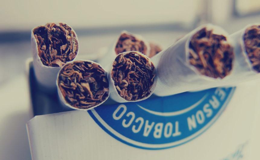 Free photo: Cigarettes