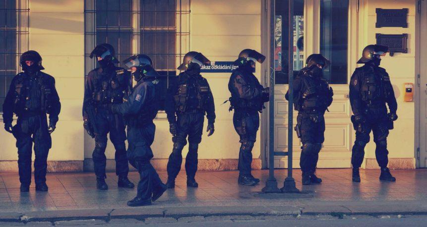 Free photo: Cops