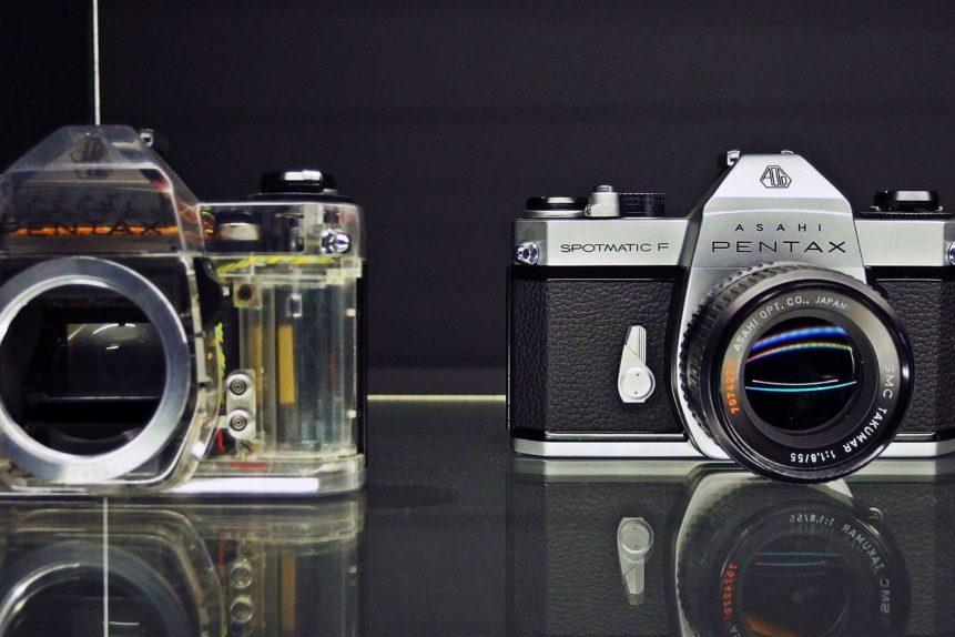 Free photo: Pentax SLR Camera