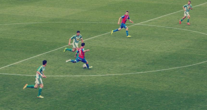 Free photo: Football Match