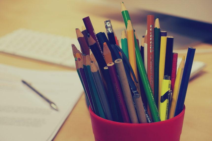 Free photo: Pencils