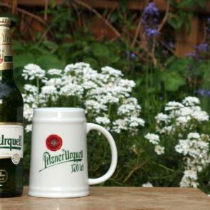 Free photo: Pilsner Urquell Beer