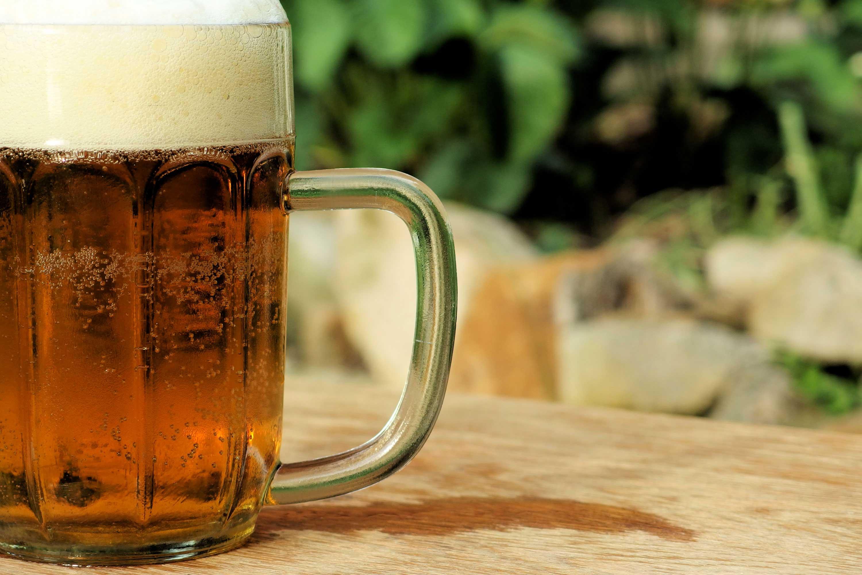 Pint of Beer | Free Stock Photo | LibreShot