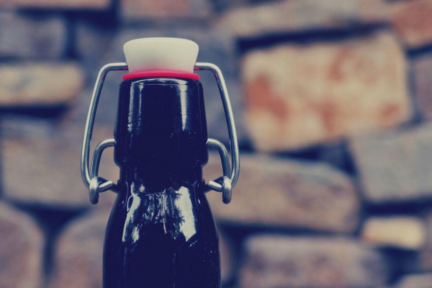 Free photo: Stopper Bottle