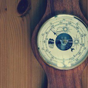 Free photo: Barometer
