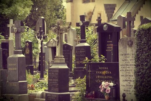Free photo: Cemetery