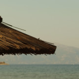 Free photo: Beach Parasol