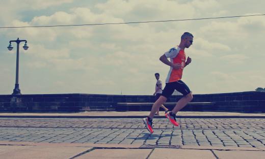 Free Photo: Runner