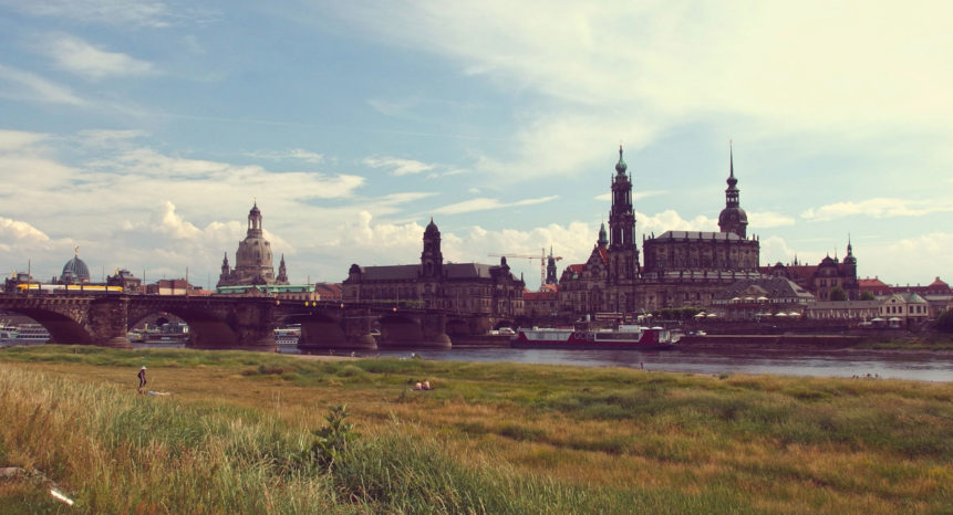 Free photo: Dresden Germany