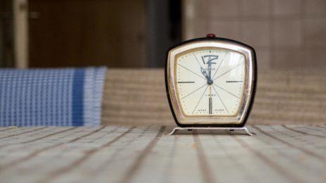Vintage Design Alarm Clock