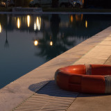 Free photo: Life Ring By The Pool