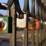 Free photo: Love Locks On The Bridge