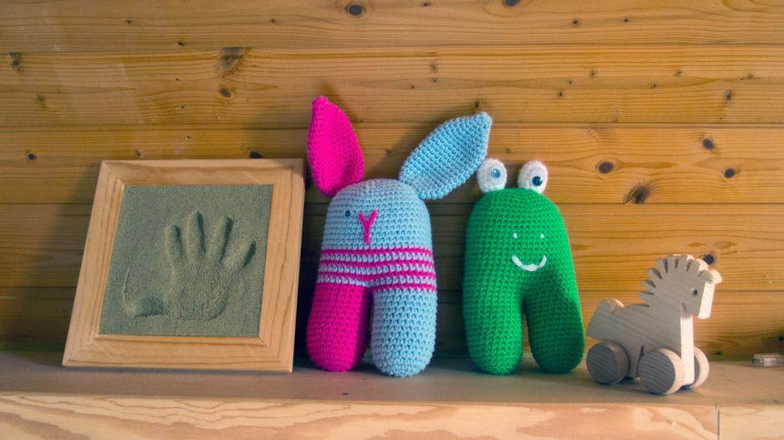 Free photo: Handmade Toys