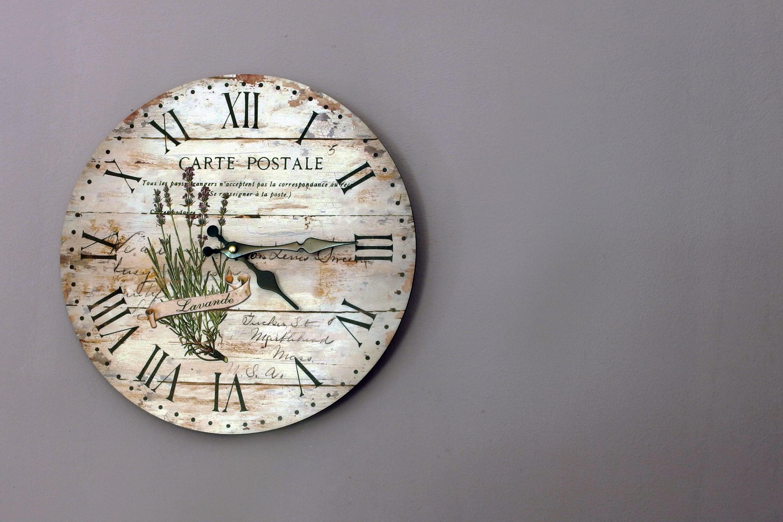 Horloge Murale Vintage Photo Gratuite Libreshot
