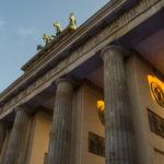 Free photo: Brandenburger Tor in Berlin