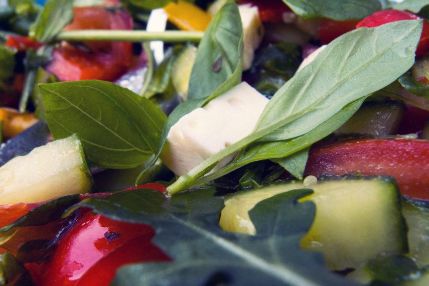 Free image: Vegetable Salad