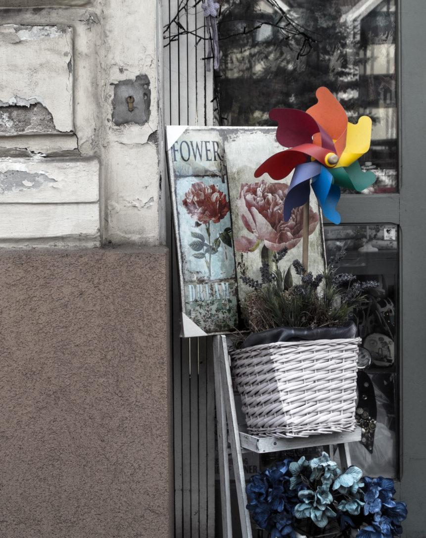 Free photo: Colorful Vane