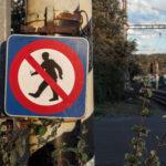 Free photo: Do Not Enter Sign