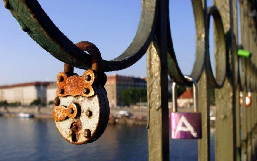 Free photo: Vintage Lock