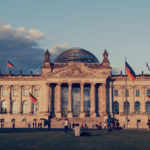 Free photo: Reichstag Building in Berlin