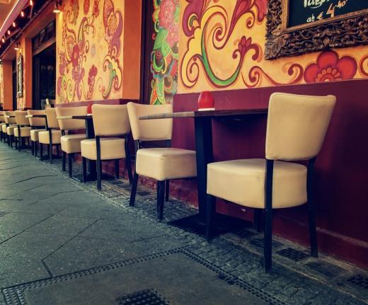 Free photo: Cafe in Berlin