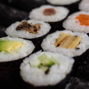 Sushi - Japanese Food