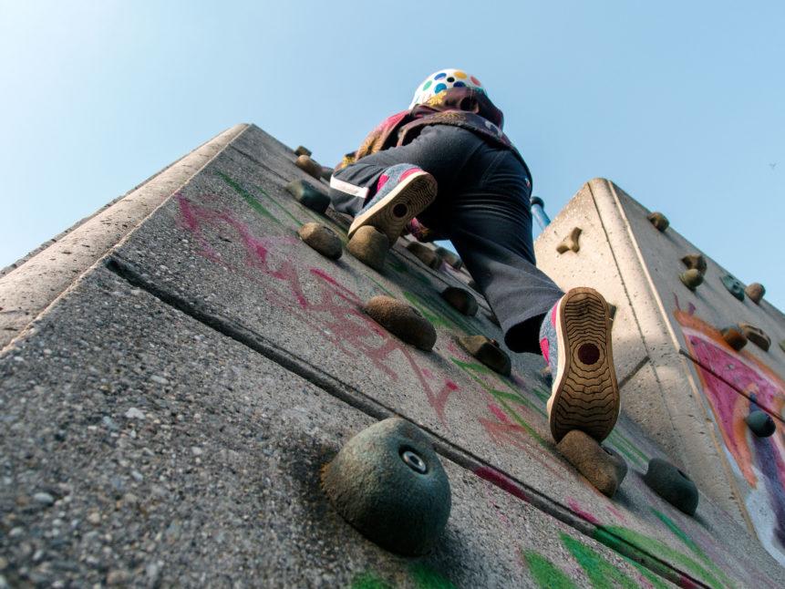 Children climber